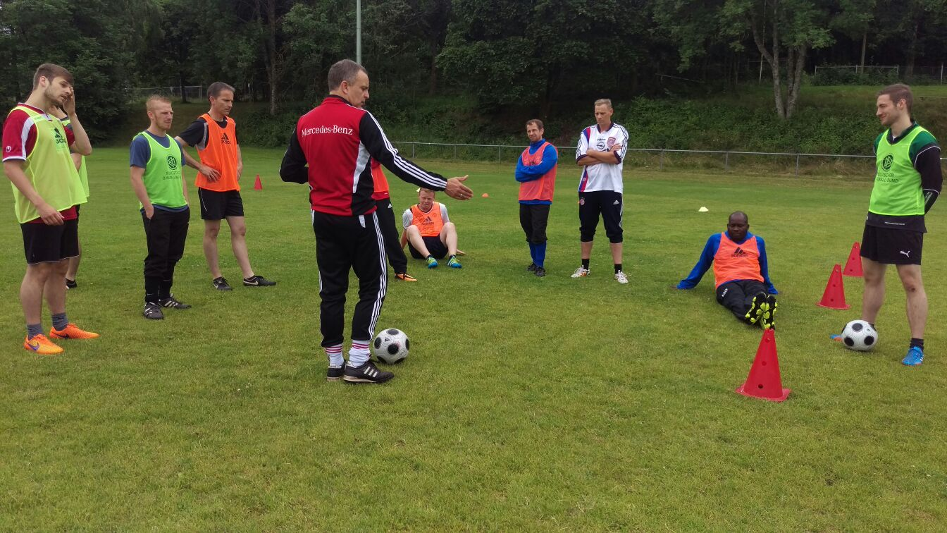 Jugendtrainerausbildung