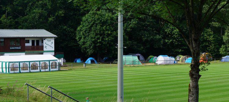 Sommer 2020 ohne Zeltlager