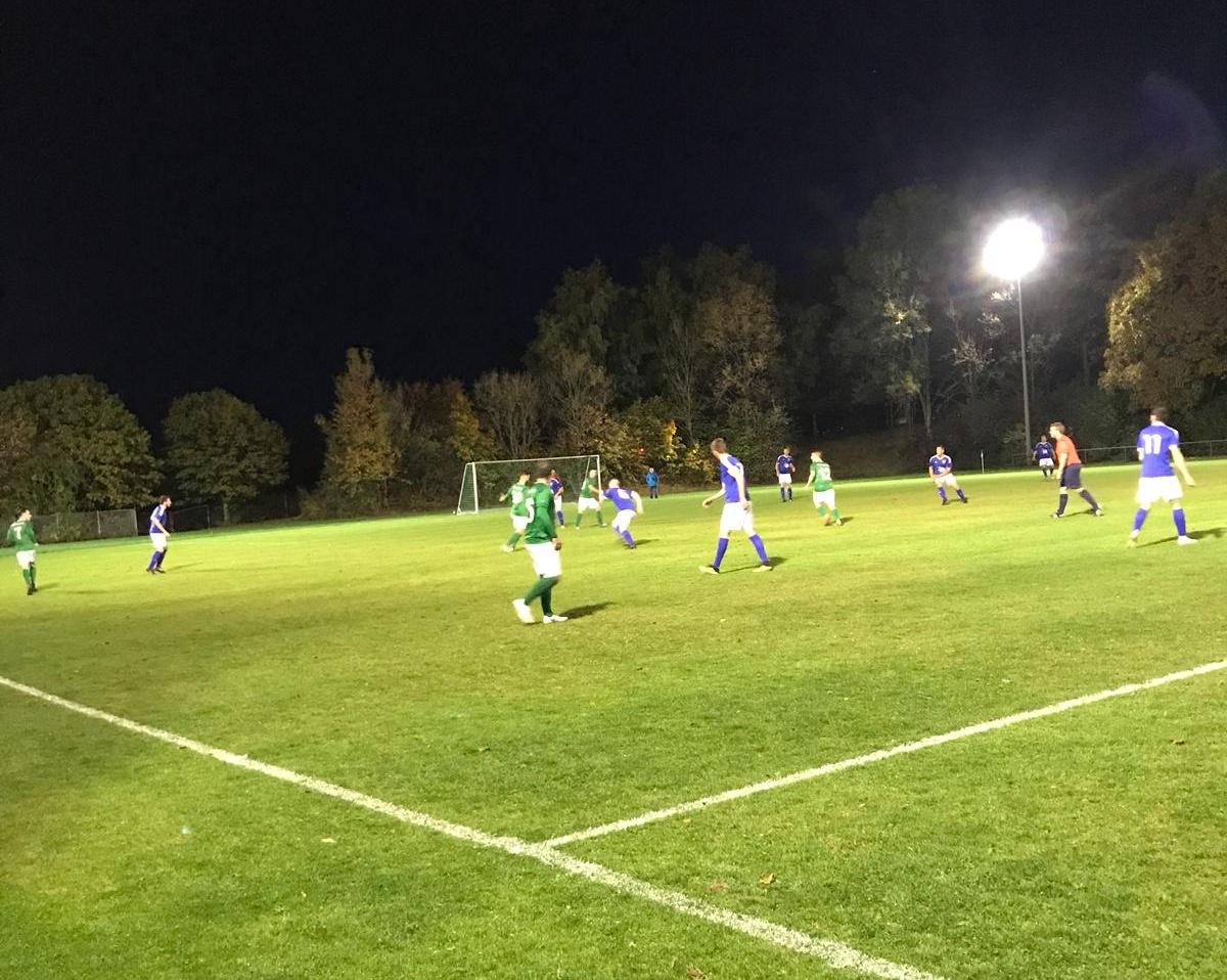 6:1-Sieg im Flutlichtspiel